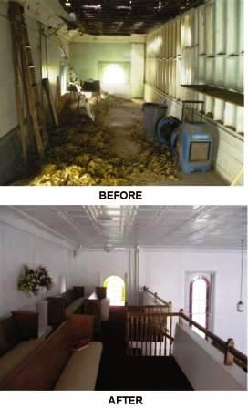 Church Restoration